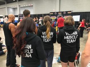 Vegan Muscle Team