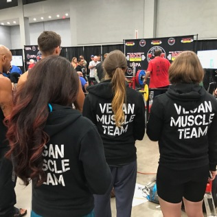 Vegan Muscle Team