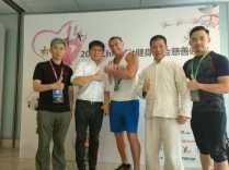 At the ChinaFit Expo