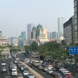 Downtown Beijing